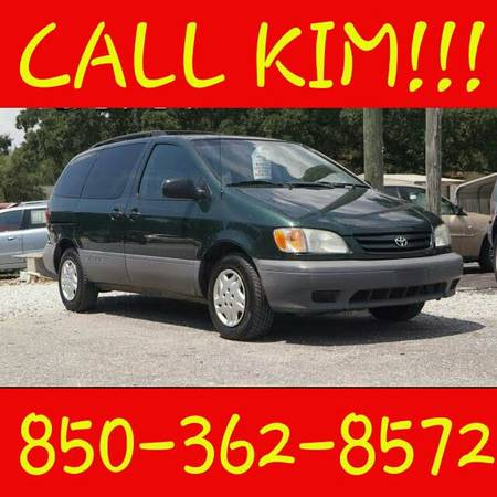 ~2002 TOYOTA SIENNA XLE~ GUARANTEED APPROVAL!!