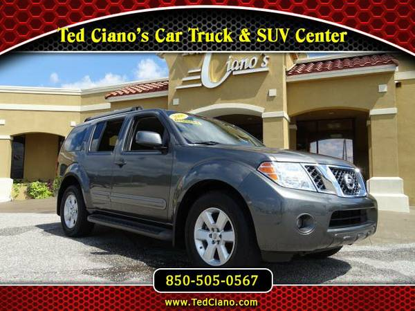 2008 Nissan Pathfinder LE ~ 3rd Row~ Quiet and Smooth!!!