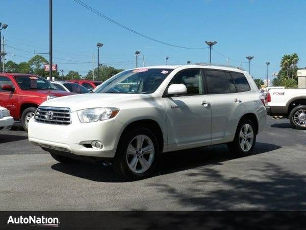 2010 Toyota Highlander Limited Toyota Highlander Limited SUV