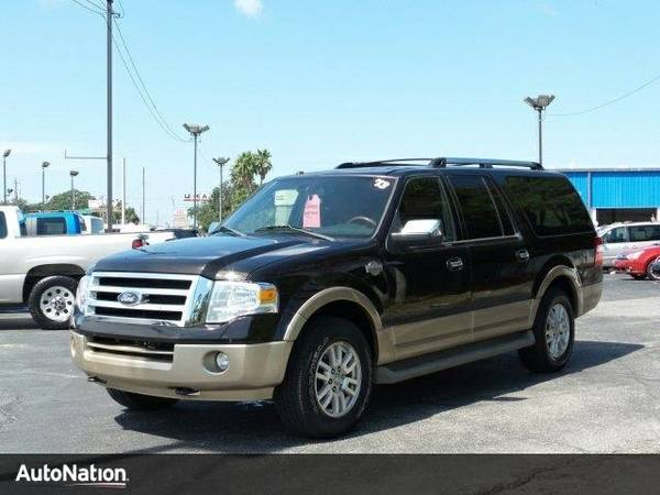2013 Ford Expedition EL King Ranch Ford Expedition EL King Ranch SUV