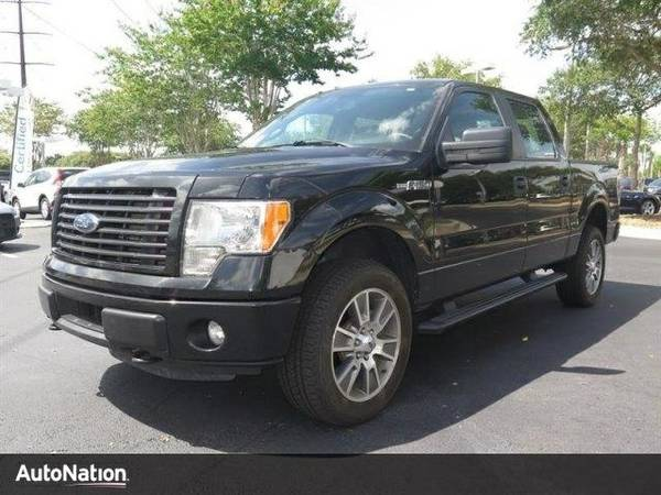 2014 Ford F-150 STX SuperCrew Cab