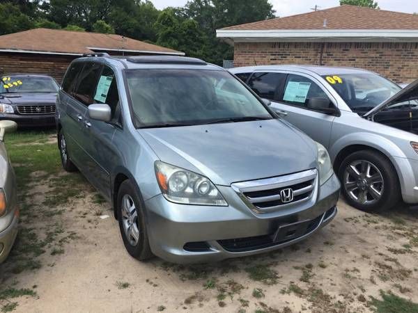 2007 Honda Odyssey EX-L, 123K miles fully loaded