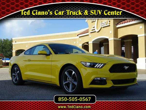 2016 Ford Mustang Triple Yellow ~ WHY BUY NEW? ~ ONLY 300 miles!!!