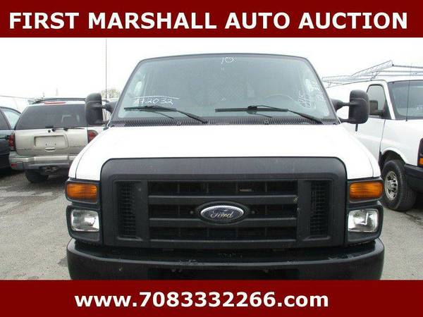 2010 Ford E-Series Cargo E-250 3dr Cargo Van - First Marshall Auto...
