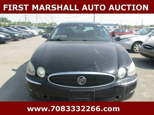2006 Buick LaCrosse CXS 4dr Sedan - First Marshall Auto Auction