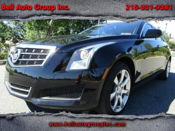 2013 *Cadillac* *ATS* 2.0L Base AWD -NO/BAD CREDIT AND/OR REPO`D, ITS