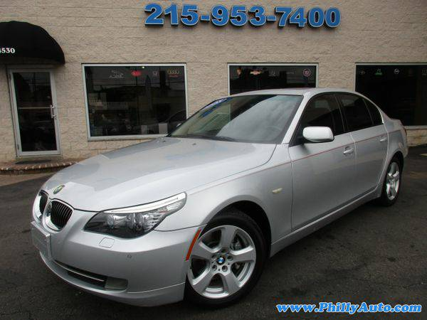 2008 *BMW* *5-Series* 535xi Sport Package - 30-Day Power Train Warrant