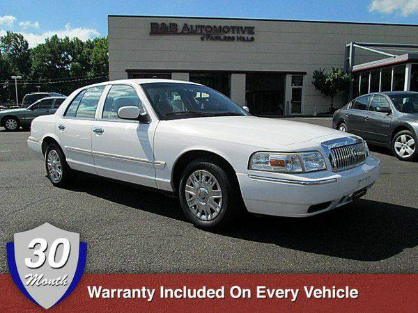 2006 *Mercury* *Grand* *Marquis* GS BAD CREDIT EXPERTS Down Payment --