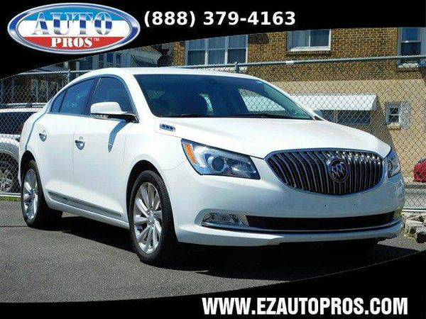 2014 *Buick* *LaCrosse* Leather 4dr Sedan