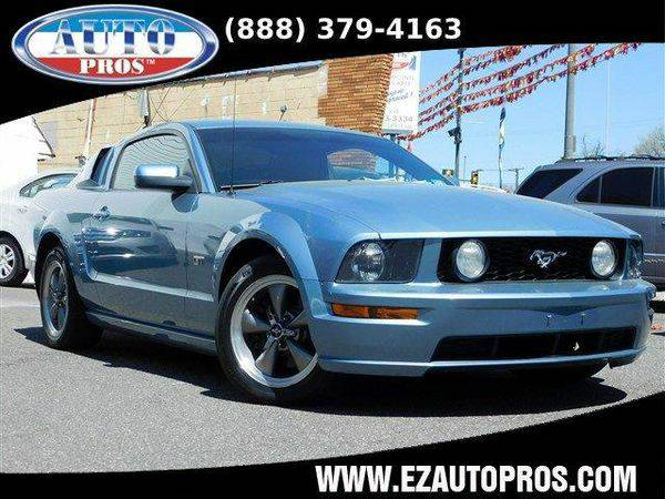 2005 *Ford* *Mustang* GT Premium 2dr Coupe