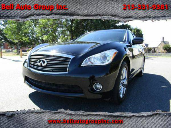 2011 *Infiniti* *M* M37x -NO/BAD CREDIT AND/OR REPO`D, ITS OK!