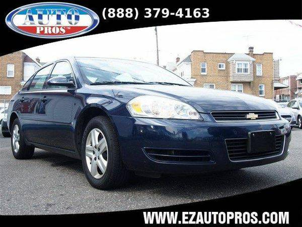 2007 *Chevrolet* *Impala* LS 4dr Sedan
