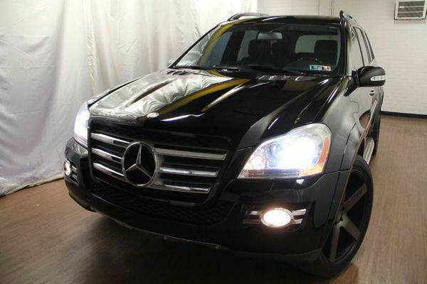 2008 *Mercedes-Benz* *GL-Class* GL550 4MATIC AWD 4dr SUV