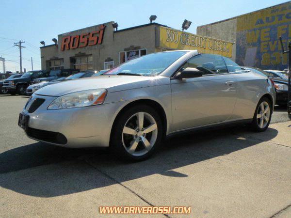 2007 *Pontiac* *G6* GT - No Credit Check*