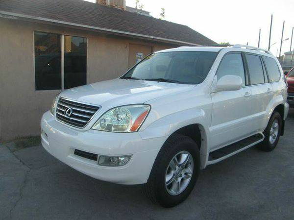 2004 *Lexus* *GX* *470* Base 4WD 4dr SUV - GET PRE APPROVED TODAY!