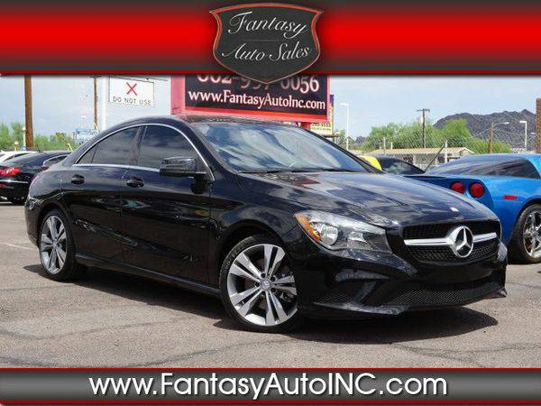 2014 *Mercedes-Benz* *CLA* CLA250 FINANCING AVAILABLE ❗️