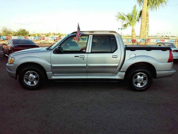 2004 *Ford* *Explorer* *Sport* *Trac* XLT 4dr Crew Cab SB RWD -BAD CRE