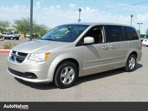 2013 Dodge Grand Caravan SXT Dodge Grand Caravan SXT Regular