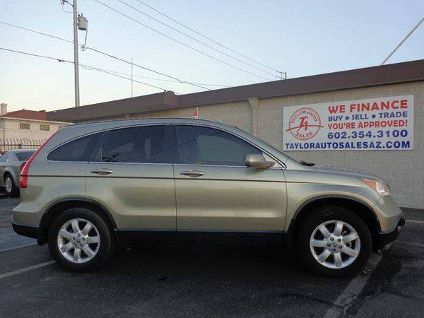 2007 *Honda* *CR-V* EX-L 4dr SUV BAD CREDIT? EVERYONE APPROVED!