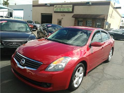 2009 Nissan Altima 2.5 S*Full Pwr*Red and Ready*Very Clean!We Finance!