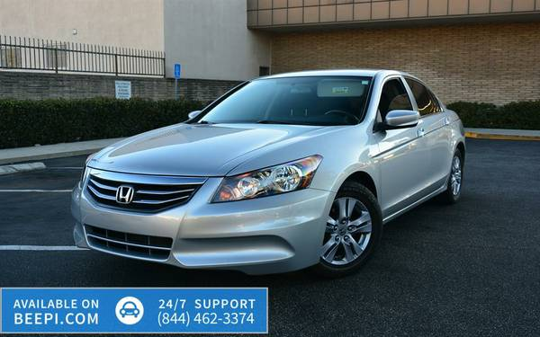 2012 *Honda* *Accord* *4dr I4 Auto* -$15,299