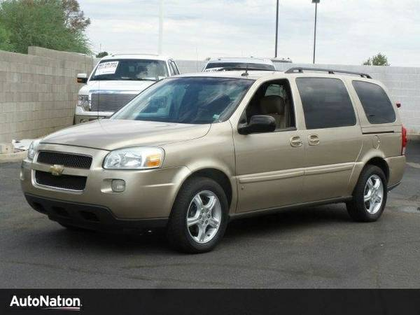 2006 Chevrolet Uplander LT w/2LT SKU:6D183104 Extended