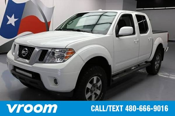 2013 Nissan Frontier 7 DAY RETURN / 3000 CARS IN STOCK