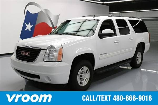 2012 GMC Yukon XL 2500 SLT 7 DAY RETURN / 3000 CARS IN STOCK