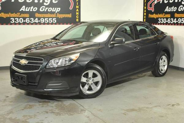 2013 Chevrolet Malibu- Guaranteed Financing, Free 6 Month Warranty!