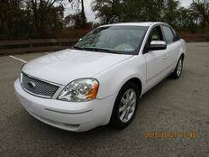 2006 FORD FIVE HUNDRED LIMITED...ONLY 61,276 MILES