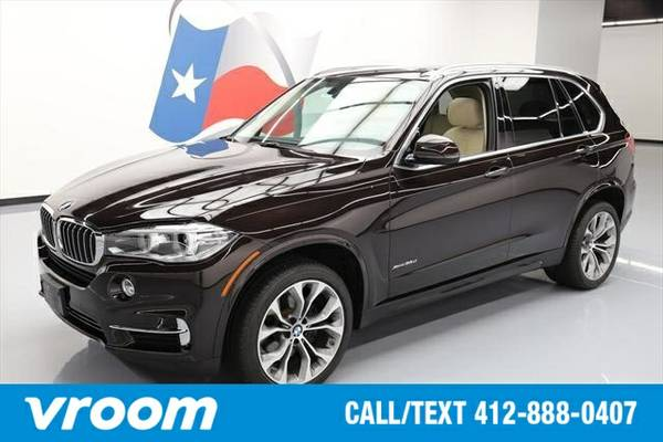2015 BMW X5 xDrive35d 4dr SUV AWD SUV 7 DAY RETURN / 3000 CARS IN STOC