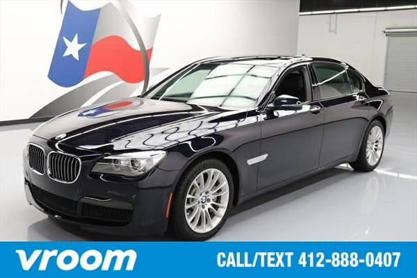 2014 BMW 7-Series 7 DAY RETURN / 3000 CARS IN STOCK