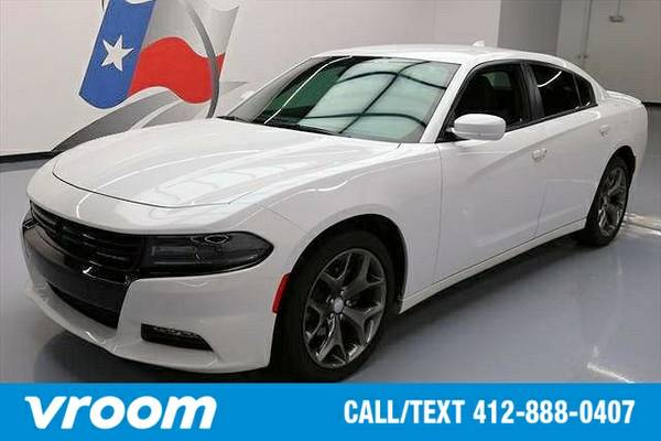 2015 Dodge Charger SXT 7 DAY RETURN / 3000 CARS IN STOCK