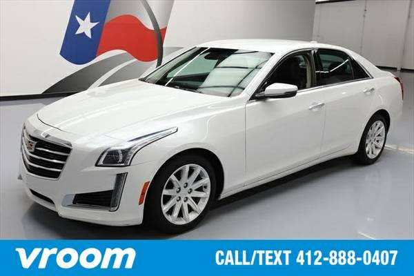 2015 Cadillac CTS 3.6L Luxury 7 DAY RETURN / 3000 CARS IN STOCK