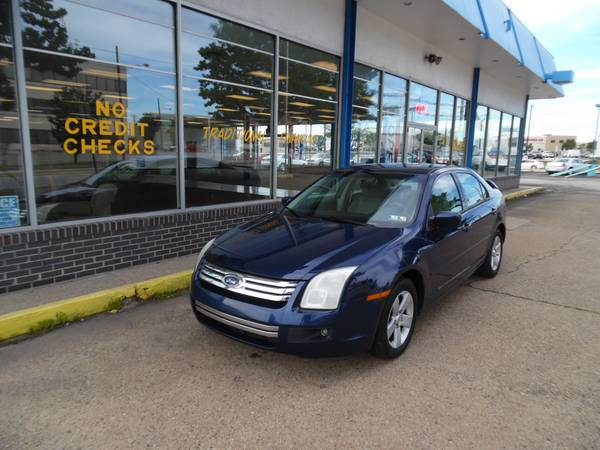 2006 Ford Fusion SE *Rent to Own with No Credit Check!*
