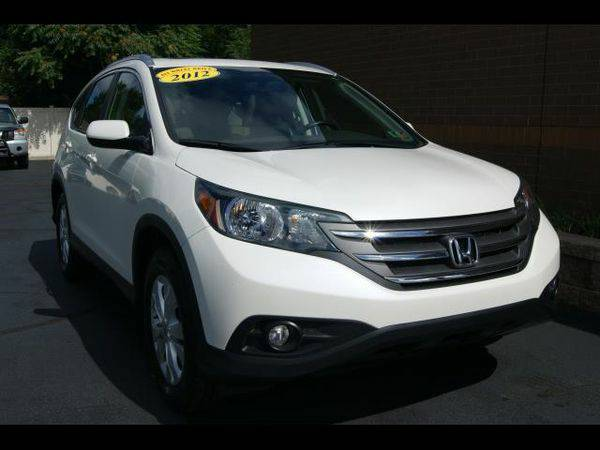 2012 *Honda* *CR-V* EX-L ( Sale Today )