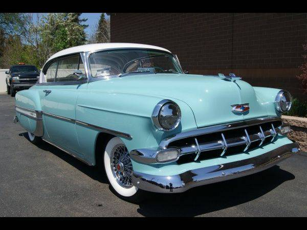 1954 *Chevrolet* *Bel* *Air/150/210* Power glide ( Sale Today )
