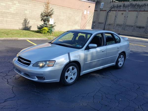 2005 Subaru Legacy All Wheel Drive!!!