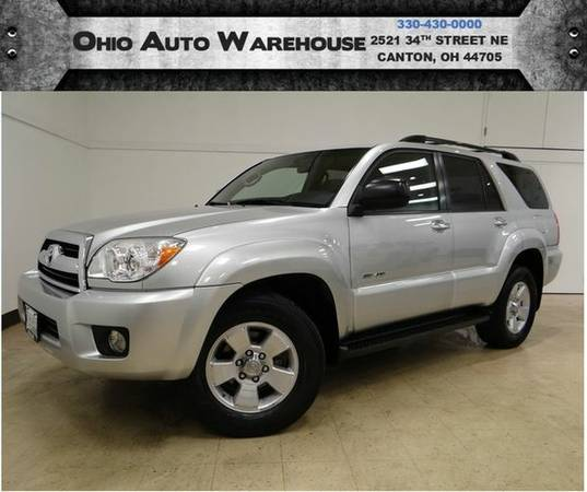 2006 *Toyota* *4Runner* SR5 4x4 Sunroof 1 Owner We Finance -🔥W