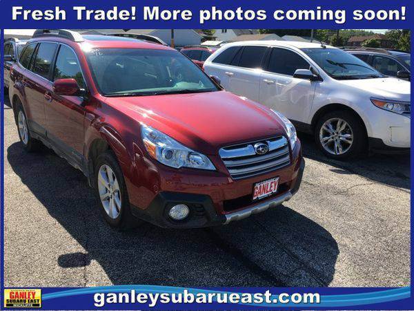2014 *Subaru* *Outback* 2.5i - Ganley Subaru! Call or Text.