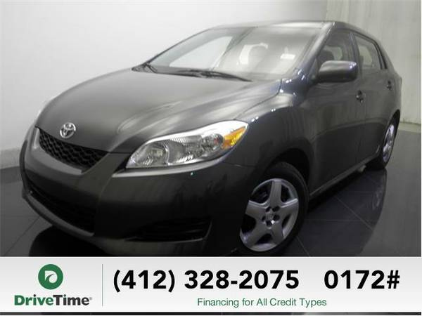 2013 *Toyota Matrix* L - BAD CREDIT OK