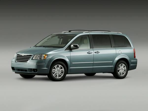 2010 *Chrysler* *Town* *&* *Country* *Touring* 4D Passenger Van
