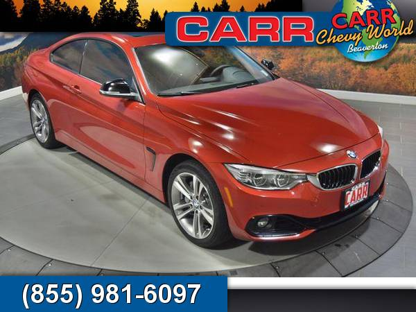 2015 BMW 435i 4WD V6 Coupe 15