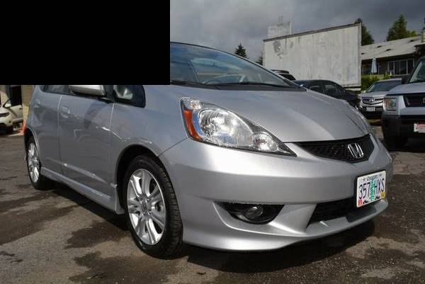 2011 *Honda* *Fit* *Sport* 4D Hatchback