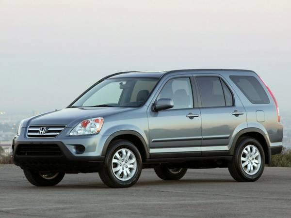 2006 *Honda* *CR-V* *EX* 4D Sport Utility