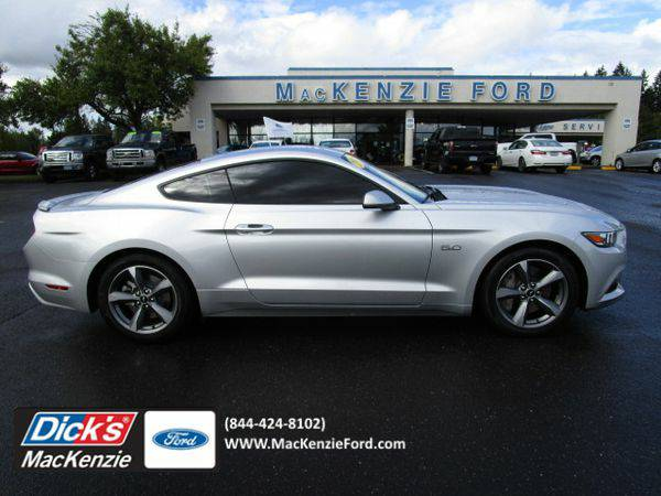 2015 *Ford* *Mustang* GT