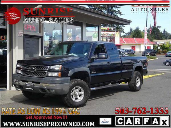 2005 *Chevrolet* *Silverado* *3500* LT 4dr Extended Cab DURAMAX DIESEL