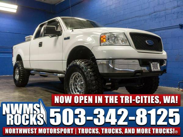 Lifted 2005 *Ford F150* XLT 4x4 -