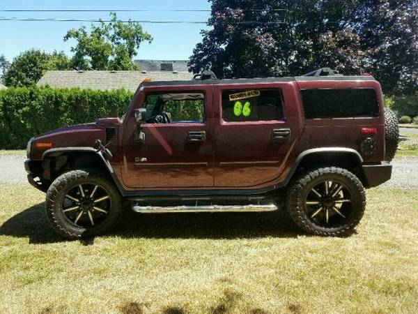 **2006 Hummer H2**WHERE LUXURY AND POWER MEET**