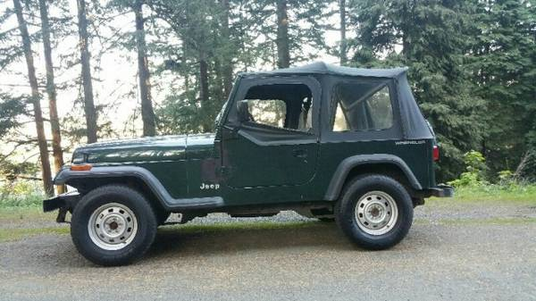 **1994 Jeep Wrangler S**GRAT FOR OFF-ROAD/4X4**